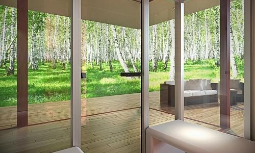 Sauna Tylö 6
